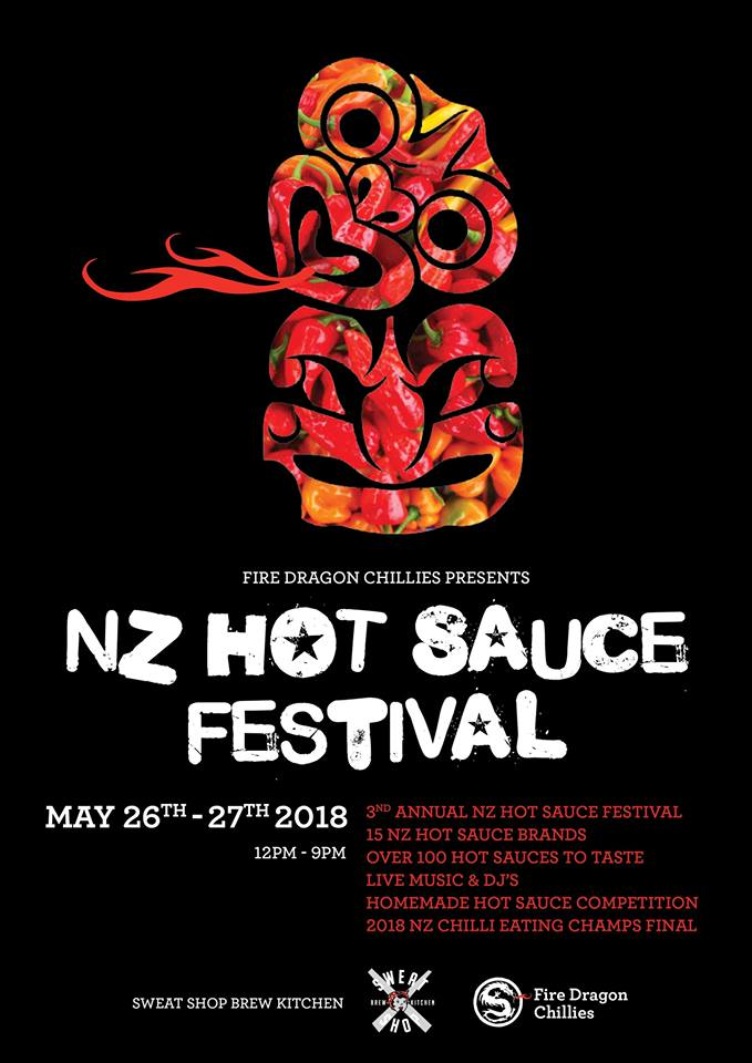 NZ Hot Sauce Fest 2018 300px