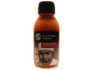 Dragon's Fury INSANE Chilli Sauce